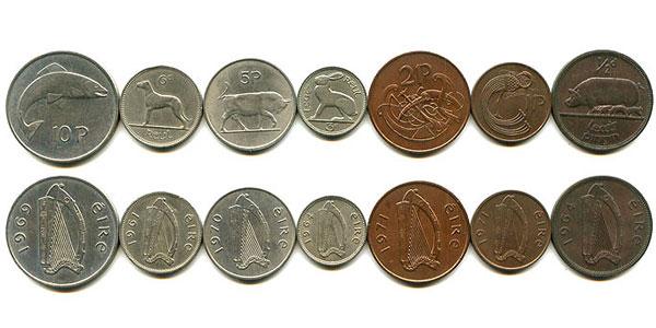 Ирландская валюта чем приклеить ткань к фанере